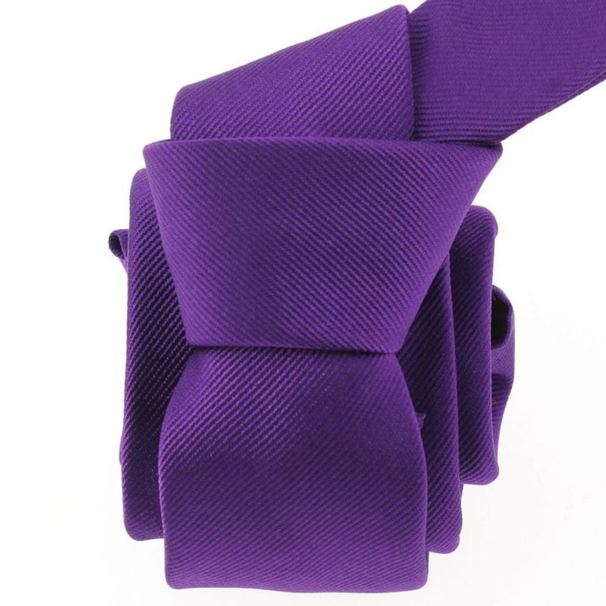 Cravate soie classique paul