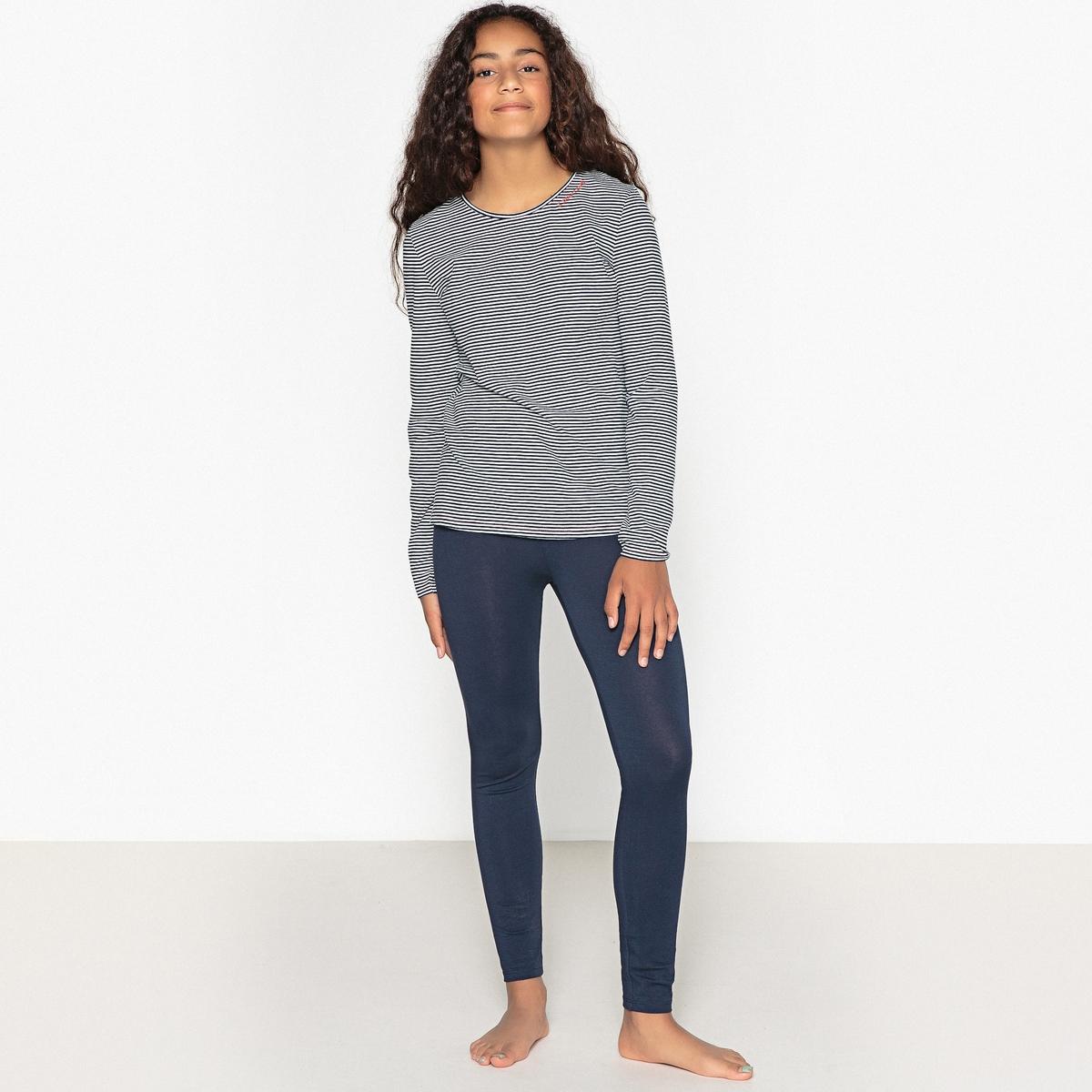Пижама раздельная в полоску, 10-16 лет