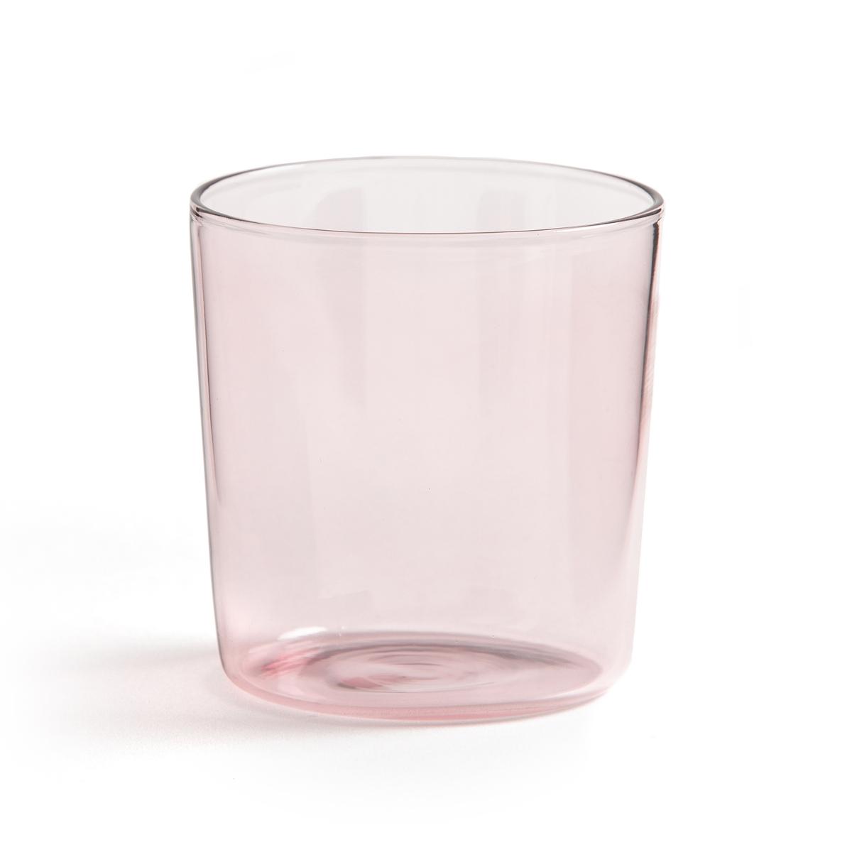 6 стаканов, MIKEL6 стаканов Mikel .Они привнесут на ваш стол изысканную яркую нотку .Комплект из 6 стаканов Mikel.- из боросиликатного стекла . - Размер. 9 x 9 x H8,80 см . - Подходят для мытья в посудомоечной машине.- продаются в комплекте из 6 стаканов одного цвета.Найдите нашу коллекцию Arts de la table на сайте laredoute.ru<br><br>Цвет: дымчато-розовый,синий
