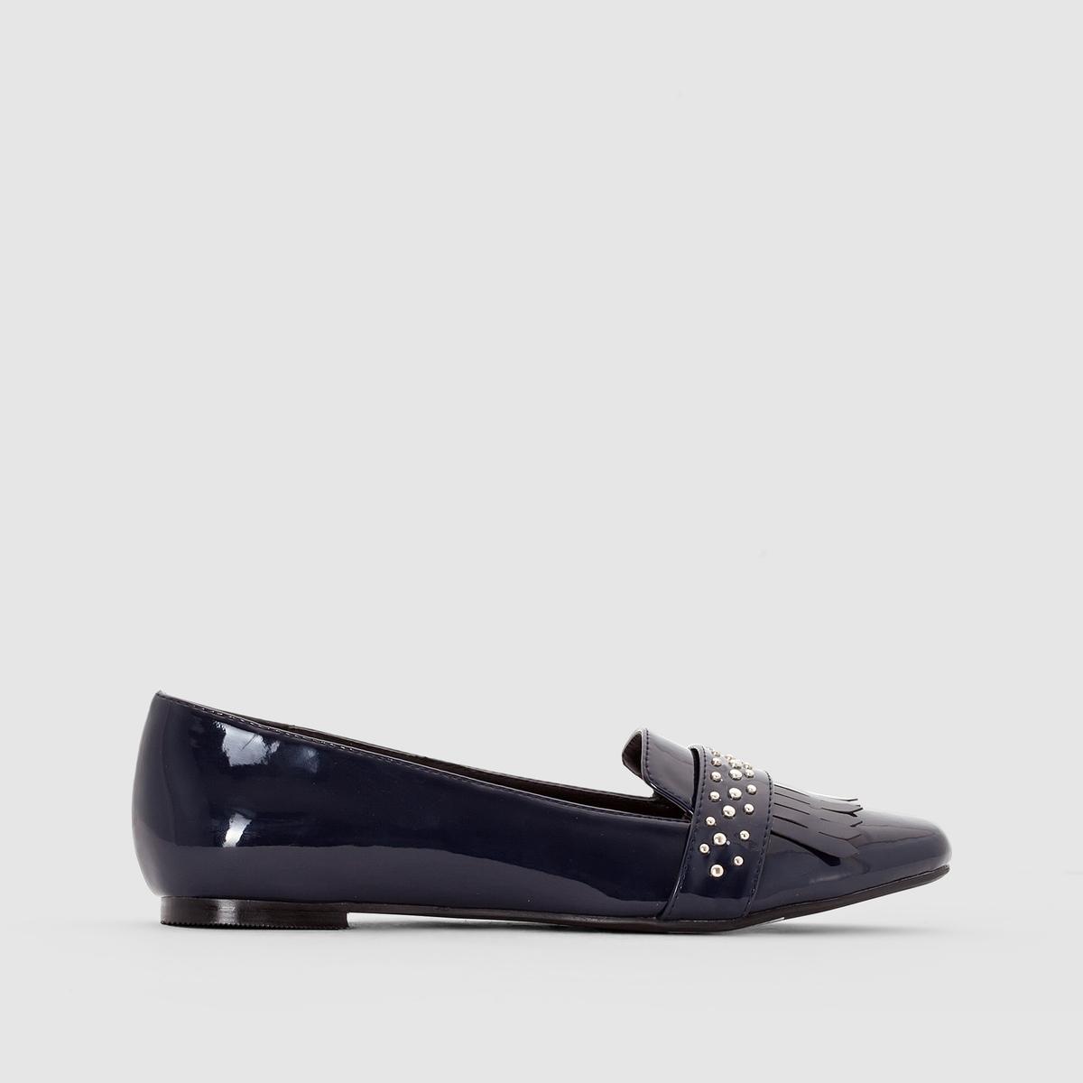 Ботинки-дерби синтетические от La Redoute Collections