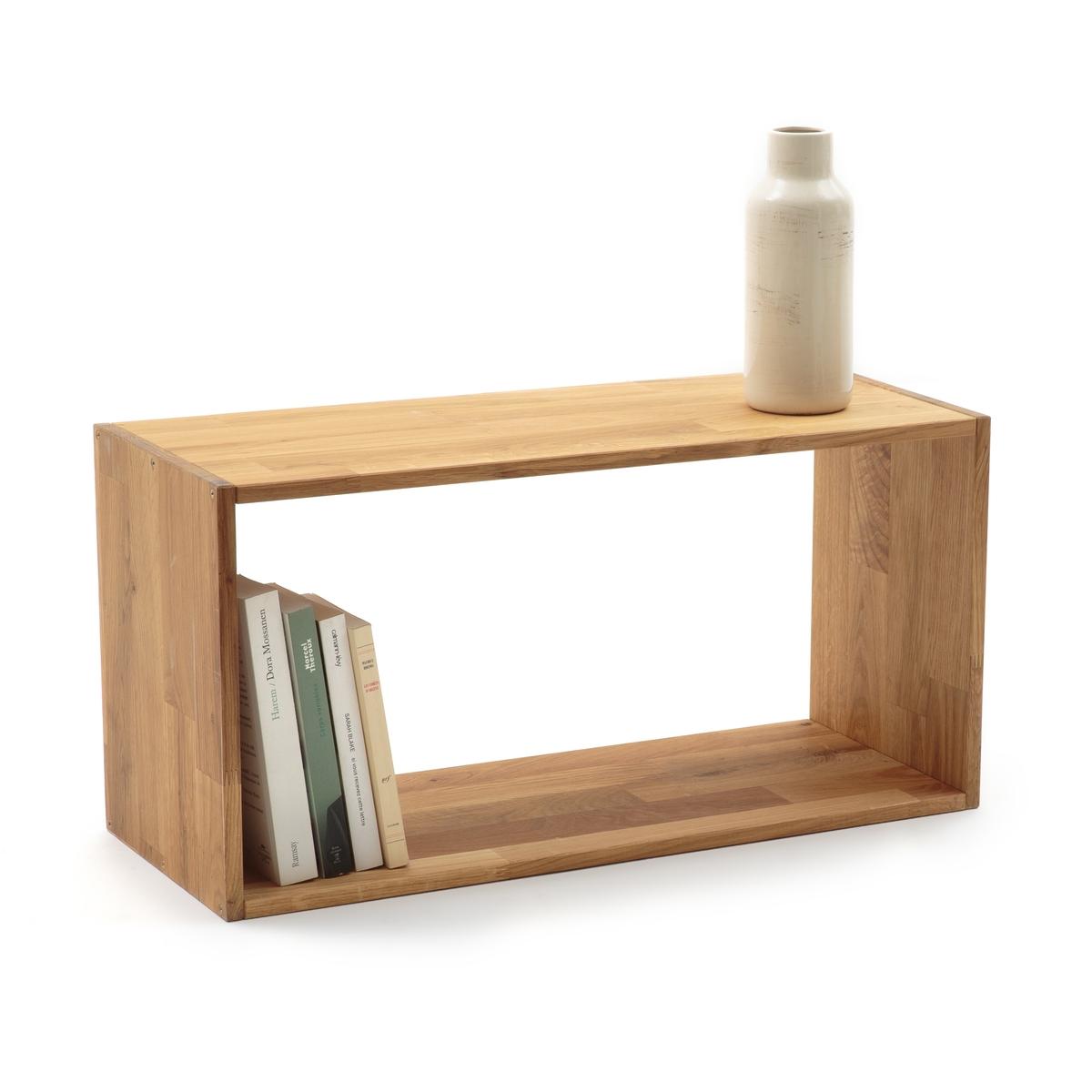 Этажерка модульная из массива дуба, Edgar этажерка модульная с 2 ящиками из массива дуба edgar