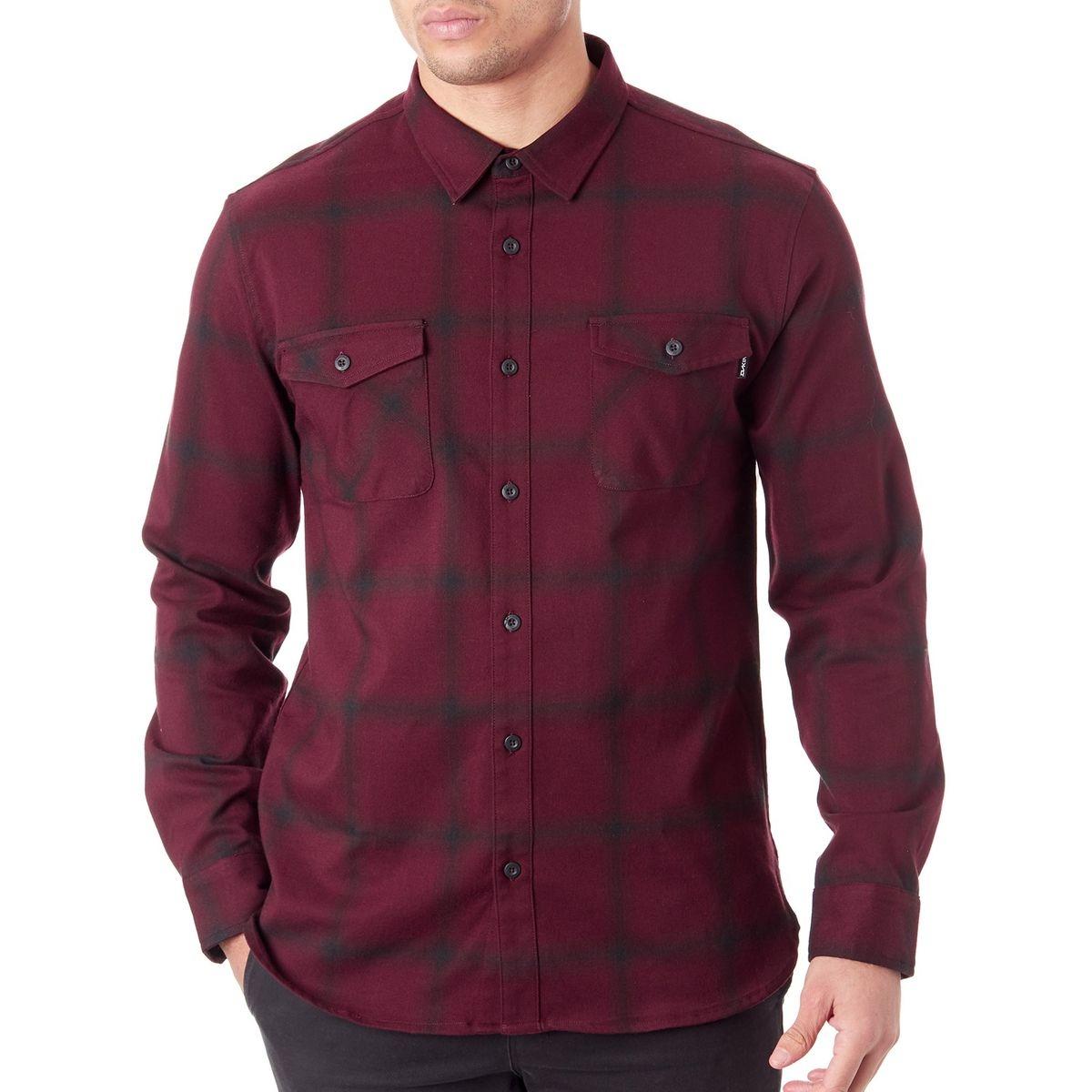 Chemise à manches longues Underwood - Flannel