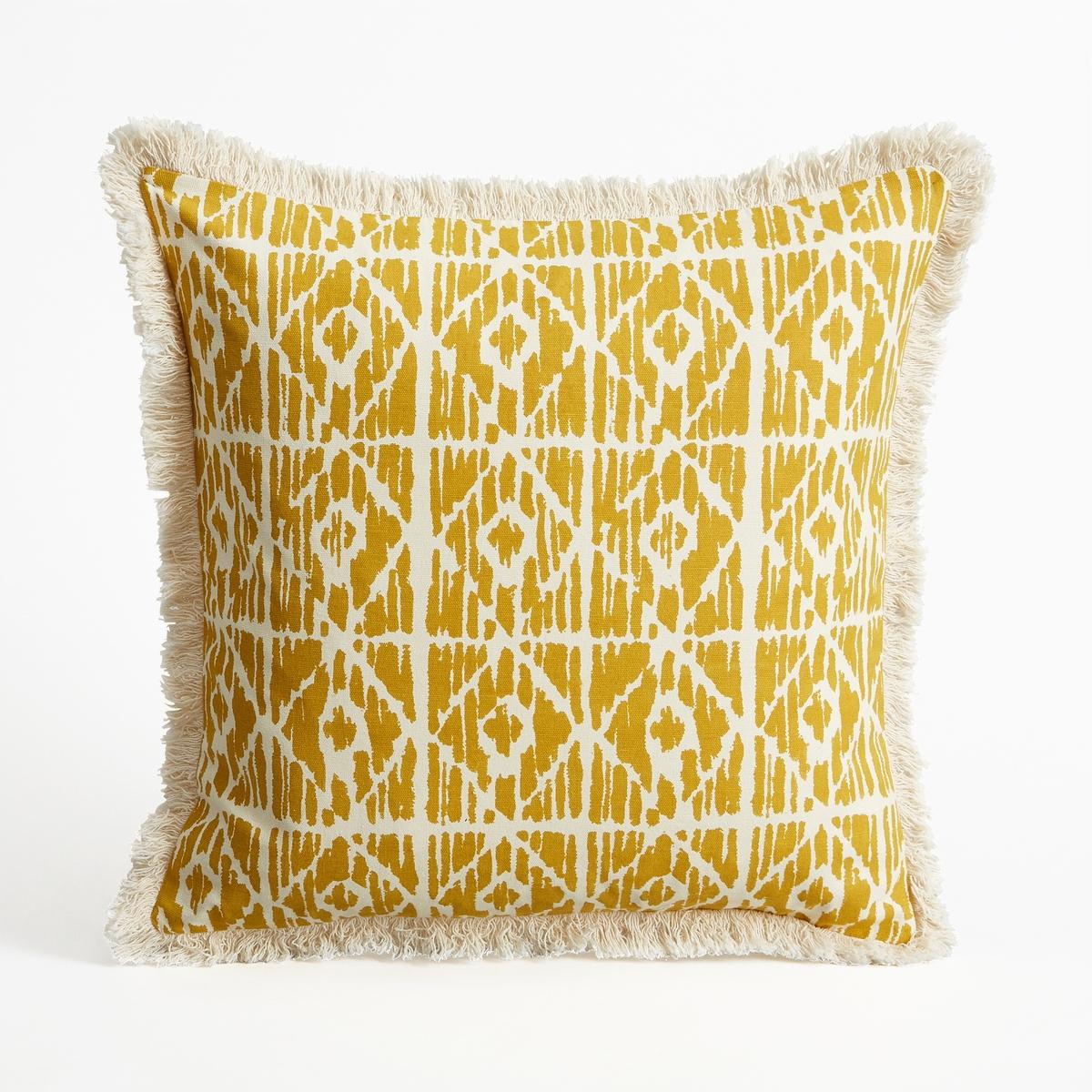 Наволочка на подушку-валик Nizonne<br><br>Цвет: оливковый