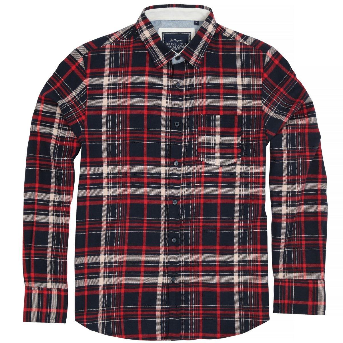Chemise à carreaux TAME