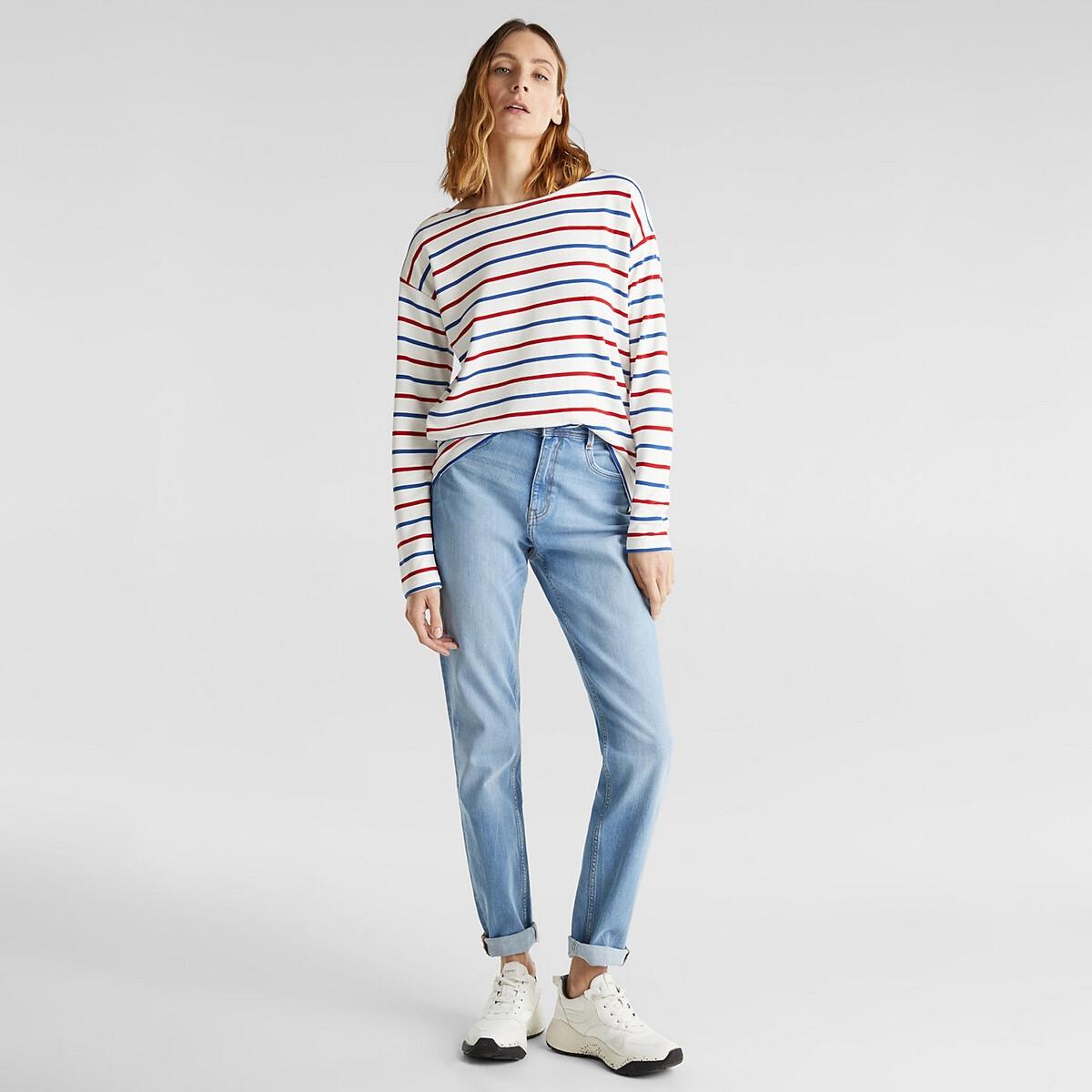 Camiseta marinera manga larga