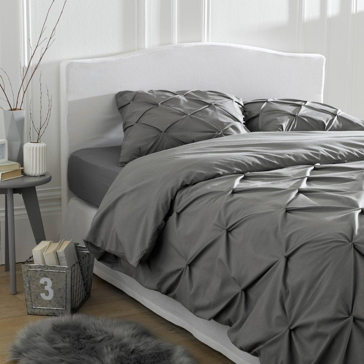 Чехол для изголовья кровати округлой формы