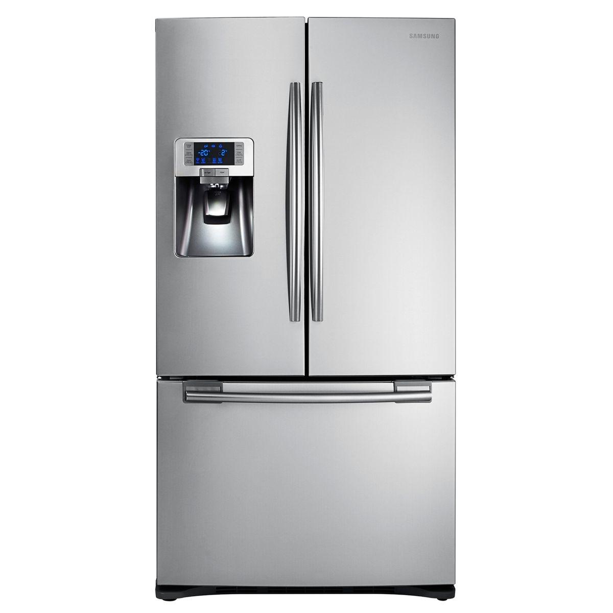 R frig rateur am ricain multi portes rfg23uers vendu par for Refrigerateur americain porte miroir