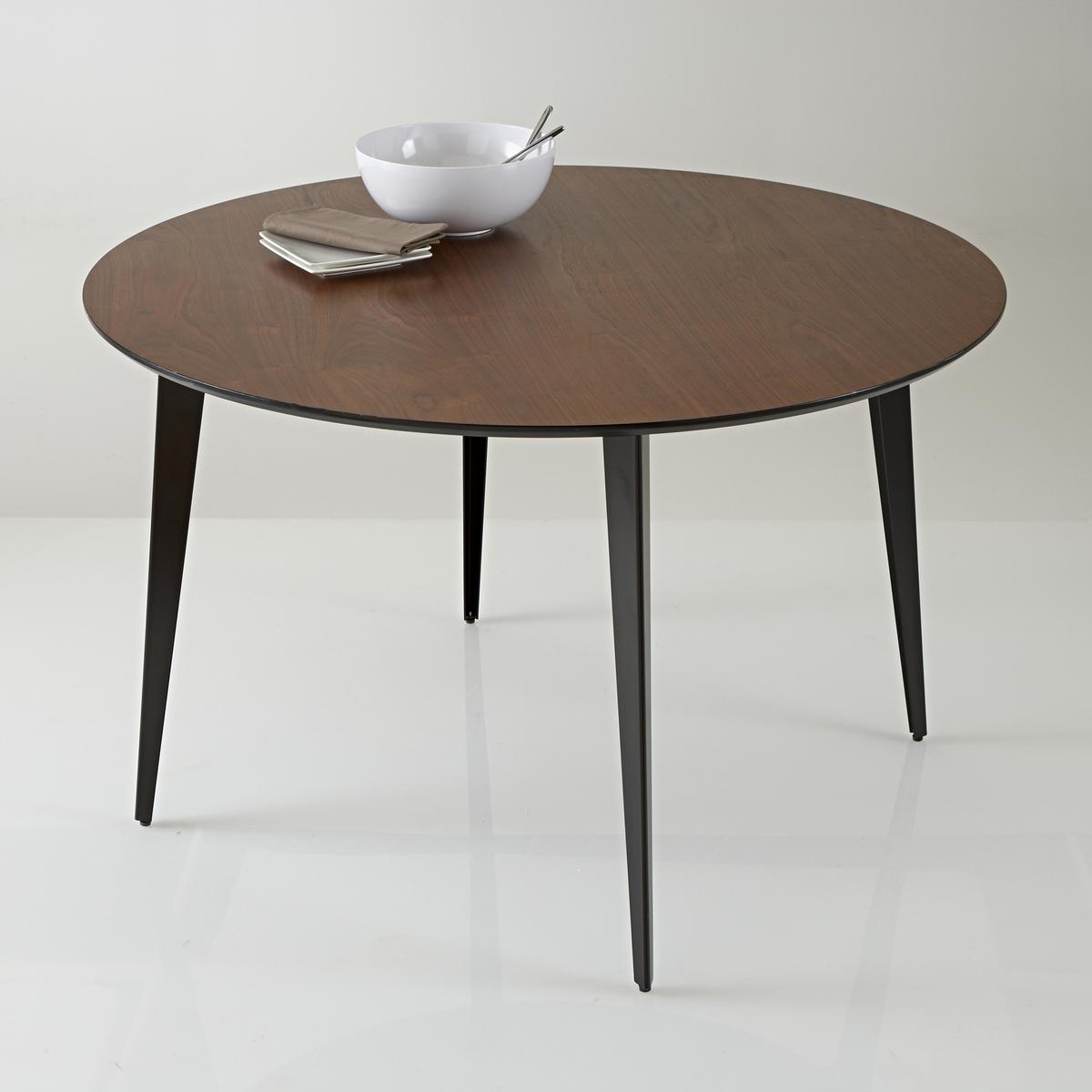 Стол обеденный круглый в винтажном стиле Watford