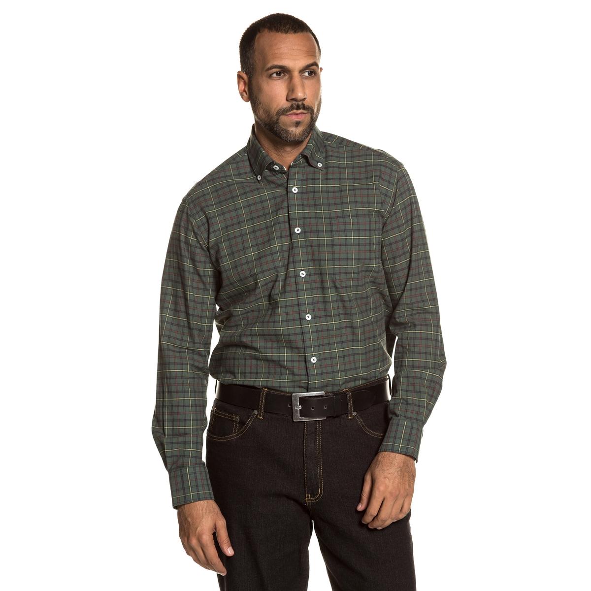 Рубашка с длинными рукавами