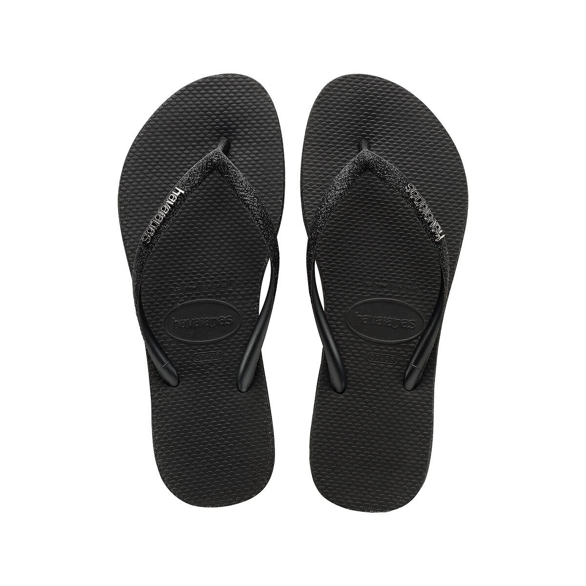 Havaianas Slipper women slim sparkle black-schoenmaat 39 40 online kopen