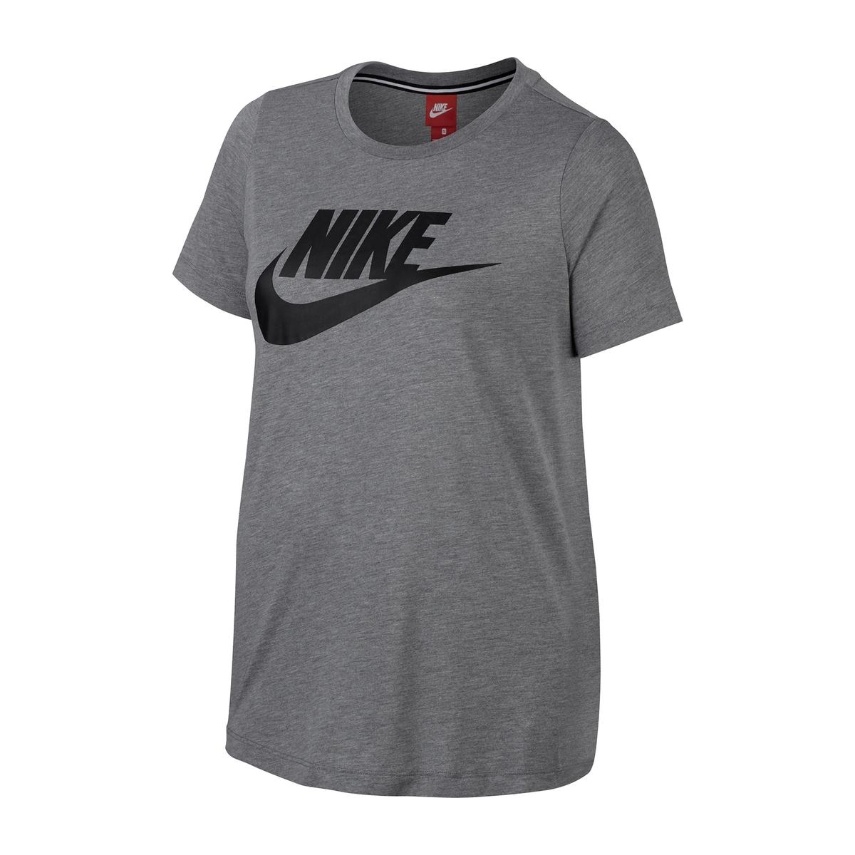 Camiseta con cuello redondo y manga corta