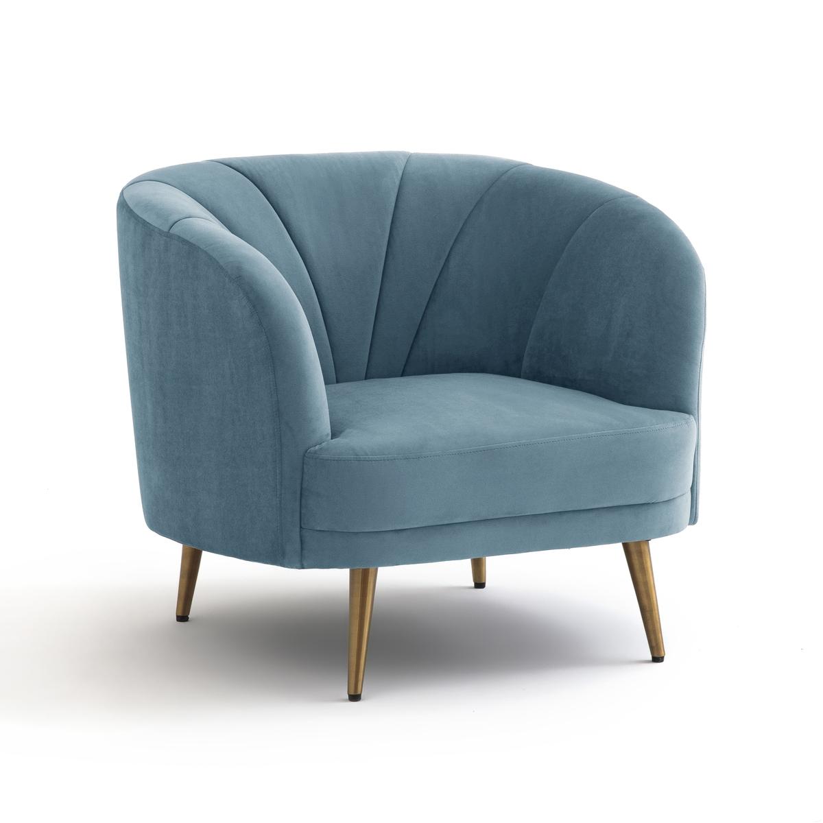 Кресло велюровое LEONE