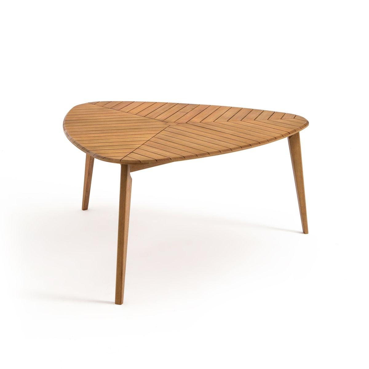 35 sur table de jardin eucalyptus marsham vendu par la redoute 21804529. Black Bedroom Furniture Sets. Home Design Ideas