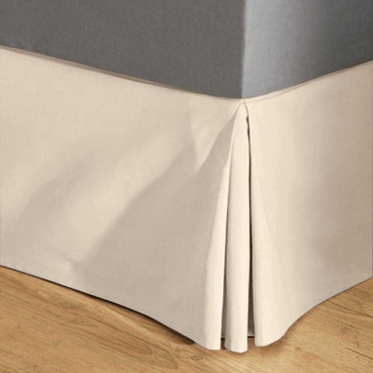 НаматрасникНаматрасник выполнен в очень модных цветах. Характеристики наматрасника:  Наматрасник из полотна, 80% хлопка, 20% полиэстера, окрашен в очень модные цвета. Высота боковых клапанов 28 см. Отделка: 2 угла со встречными складками.Юбка закрывает 3 стороны.Стирка при 40°.<br><br>Цвет: бежевый,серо-коричневый каштан,серый жемчужный,серый,экрю<br>Размер: 120 x 190  см.140 x 190  см.140 x 190  см.140 x 190  см.160 x 200  см.160 x 200  см.90 x 190  см.90 x 190  см.90 x 190  см