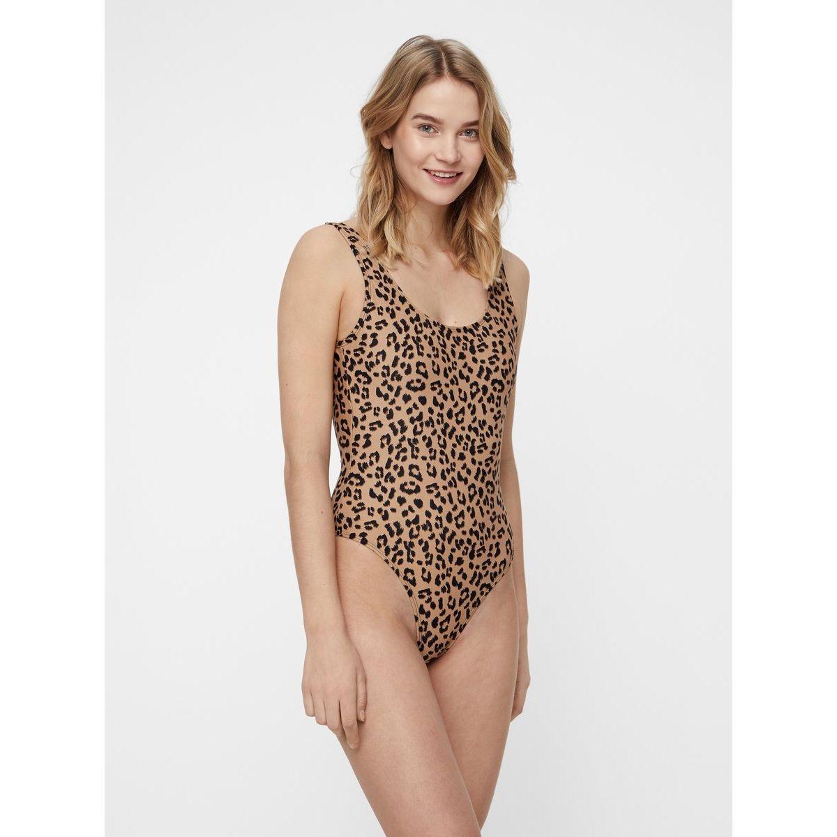 Maillot de bain Imprimé léopard
