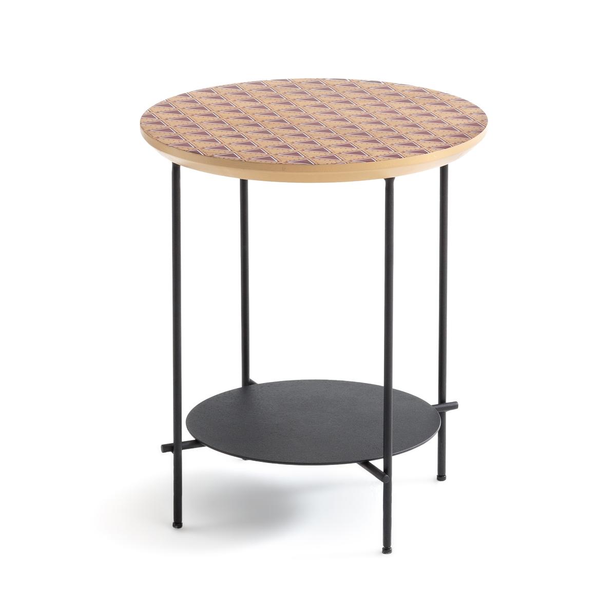 Придиванный столик с 2 столешницами NOMADO