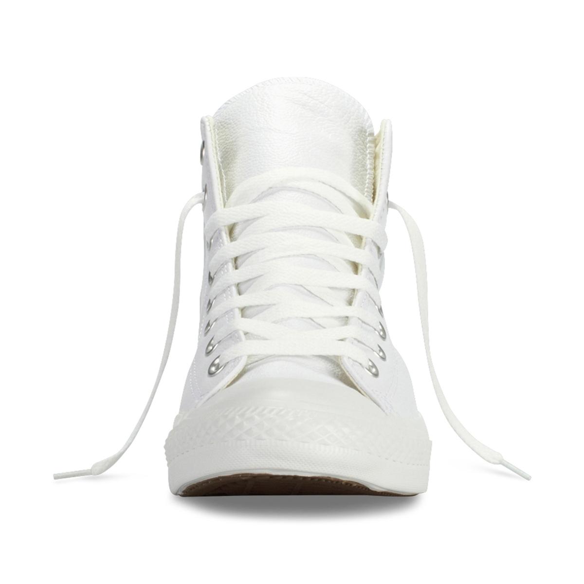 Imagen secundaria de producto de Zapatillas de caña alta Chuck Taylor All Star Hi Mono piel - Converse