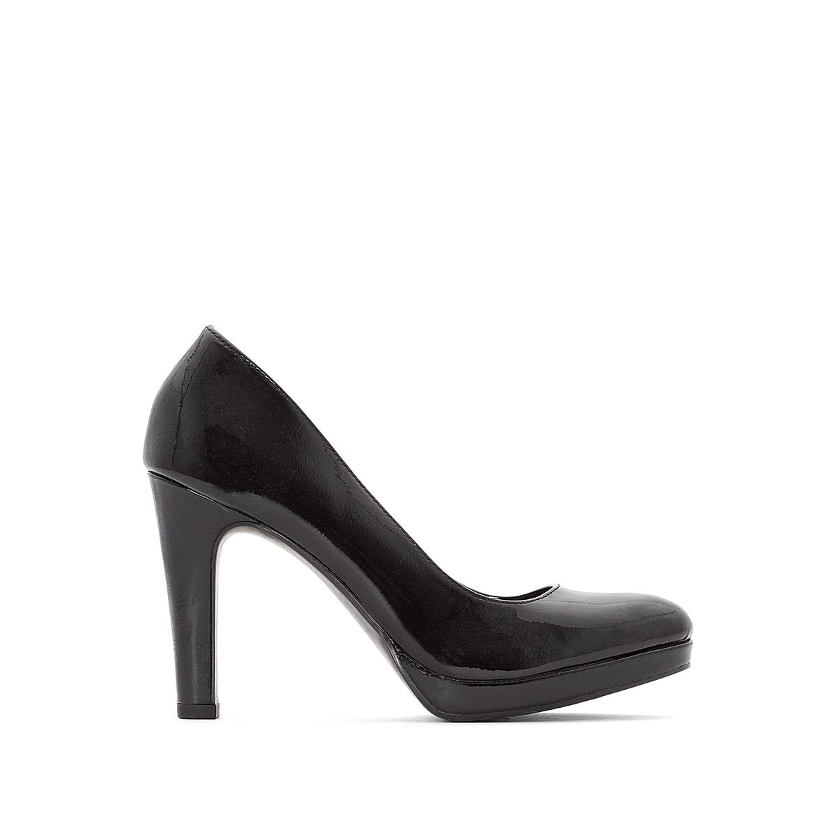 Туфли-лодочки на каблуке-шпильке Lycoris туфли tamaris туфли лодочки
