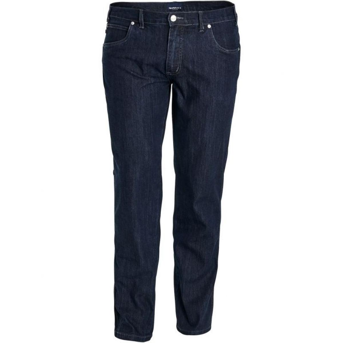 Jeans stretch north noir