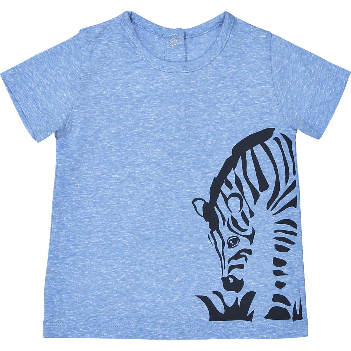 T-shirt com estampado zebra, 1 mês -3 anos