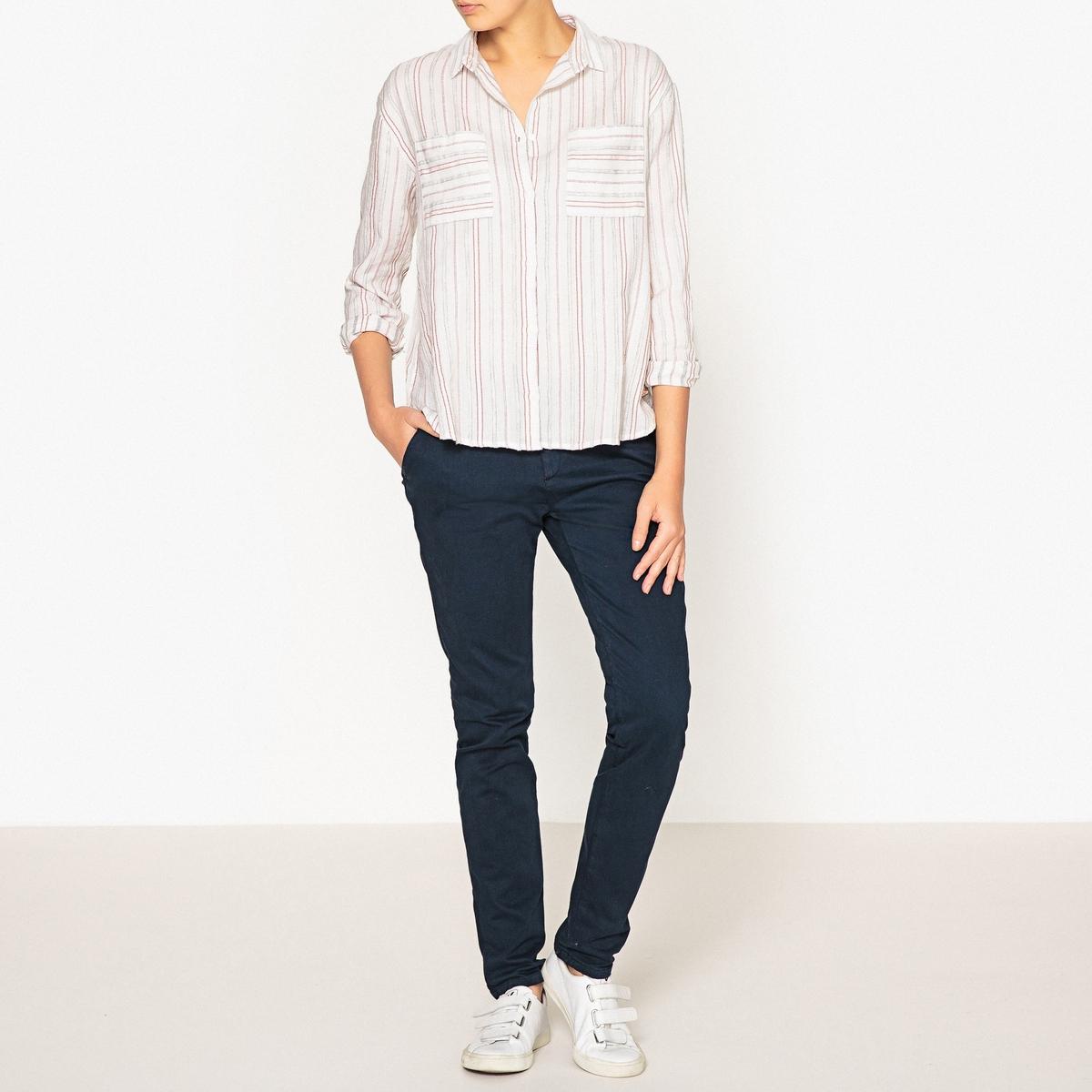 Рубашка с карманами CLAUDETTE