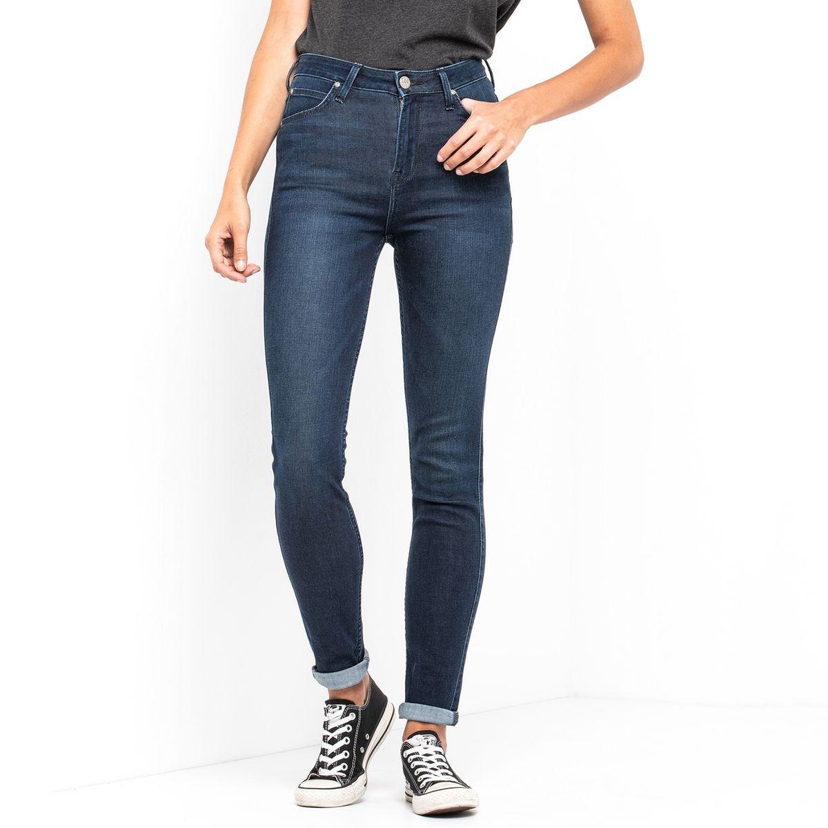 Jean Skinny Taille Haute Scarlett High
