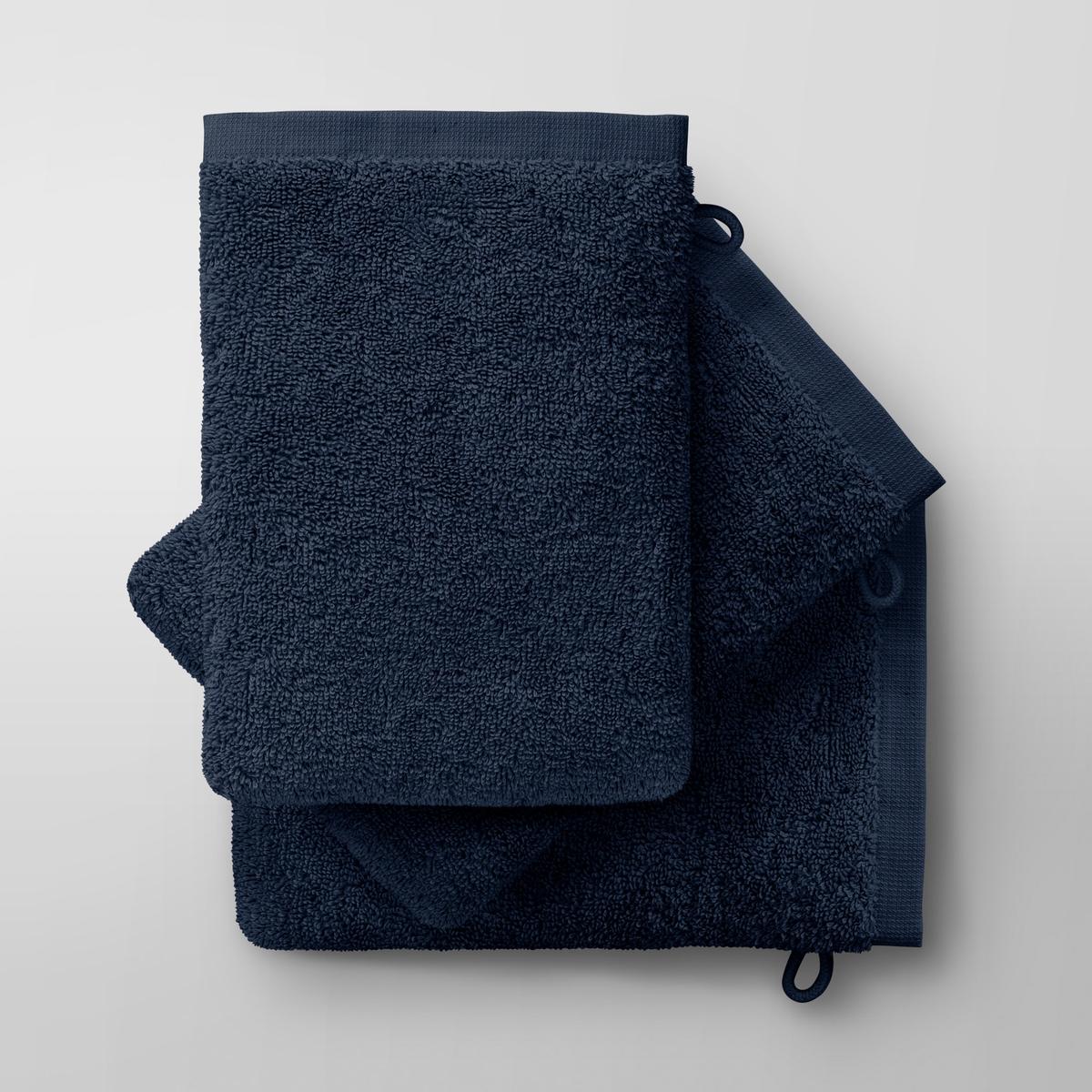 3 рукавицы банные Gilbear из 100% хлопка