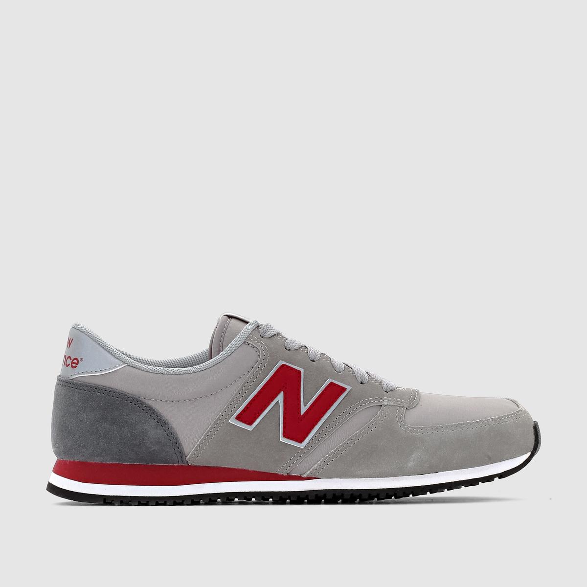 Кеды низкие NEW BALANCE U420RSBПреимущества: : кроссовки под брендом REDSKINS полностью соответствуют канонам нео-ретро, воплощают в себе уникальный стиль и непревзойденный комфорт<br><br>Цвет: серый<br>Размер: 41 1/2