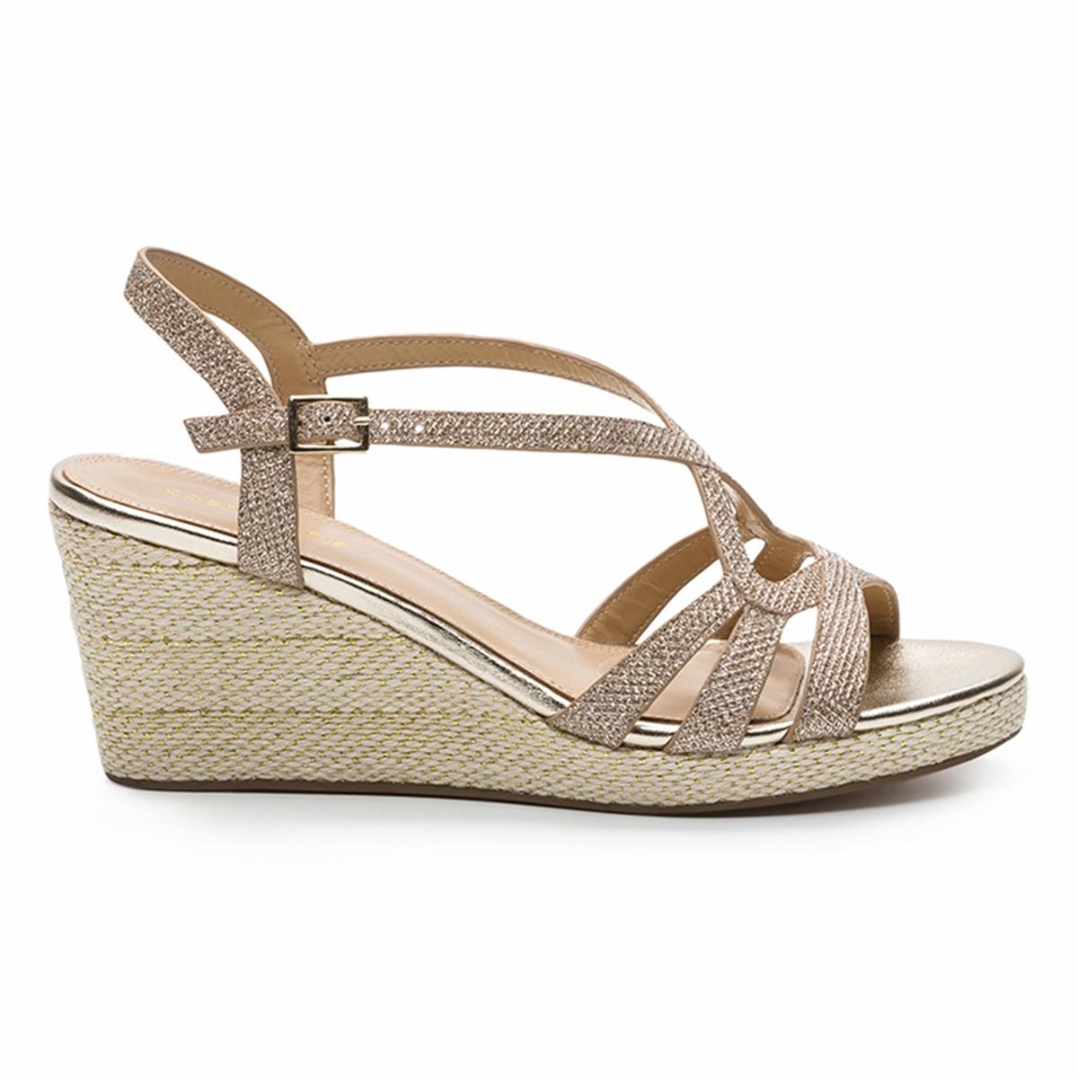 Sandálias de cunha, Joft Glit