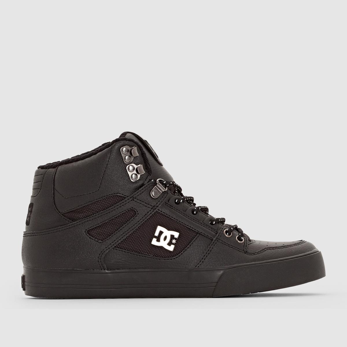 Кеды высокие SPARTAN HIGH WC M dc shoes кеды dc heathrow se 11