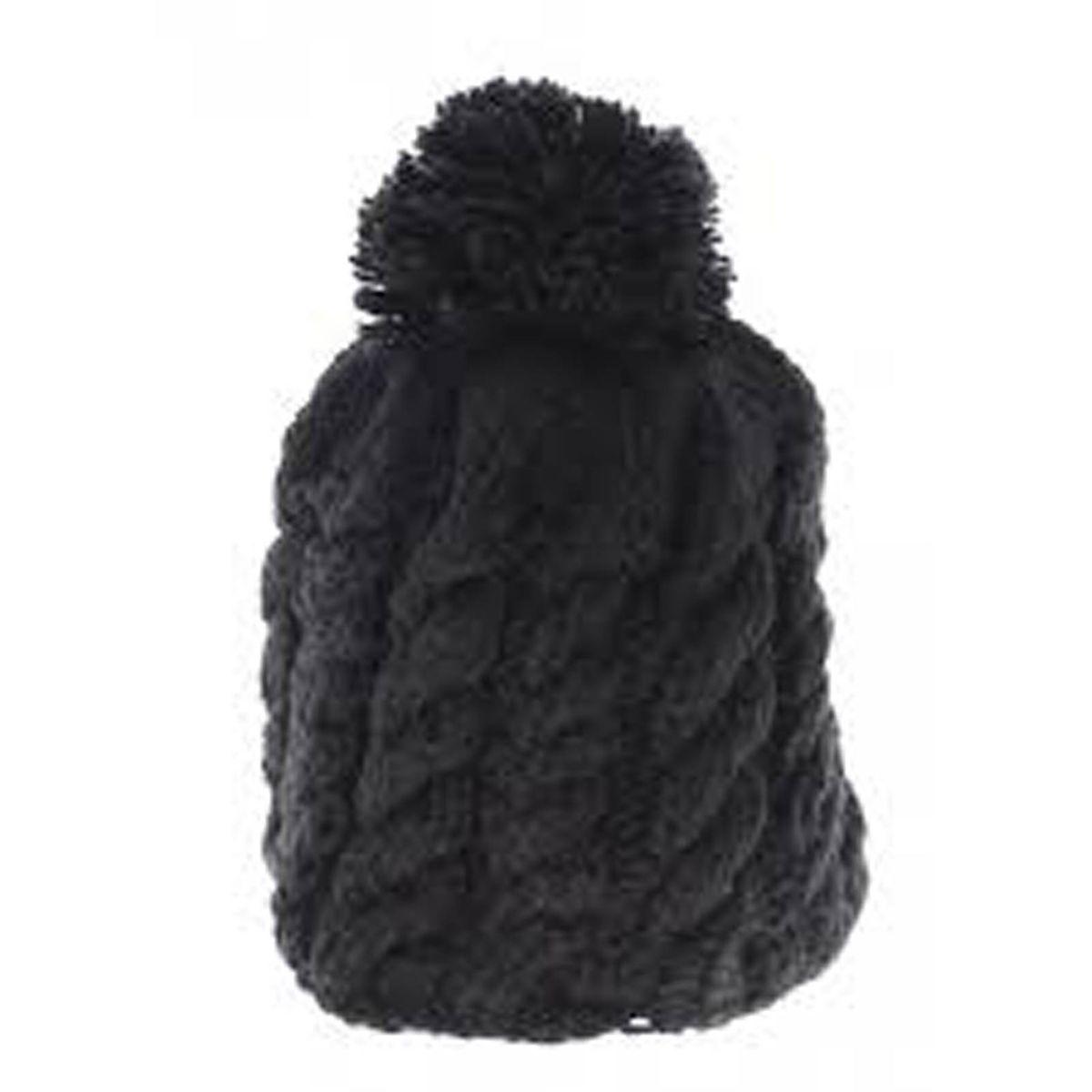 Bonnet Saki Noir