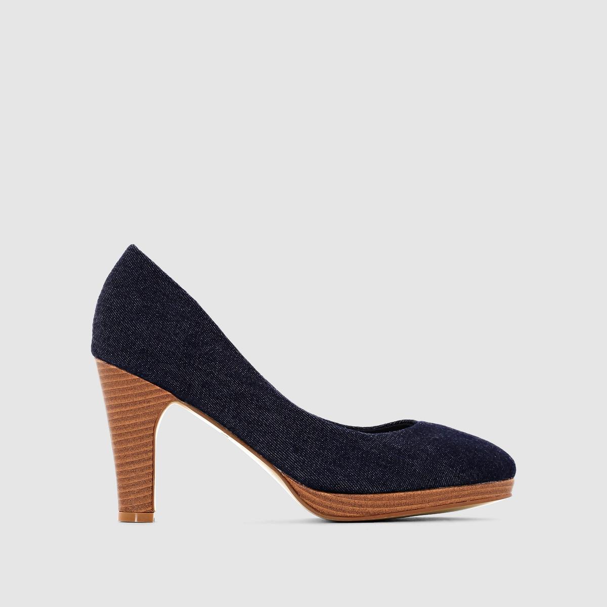 Туфли синтетические
