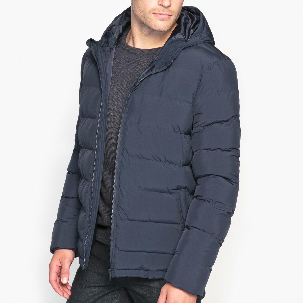 Куртка с воротником-стойкой и водоотталкивающей пропиткой