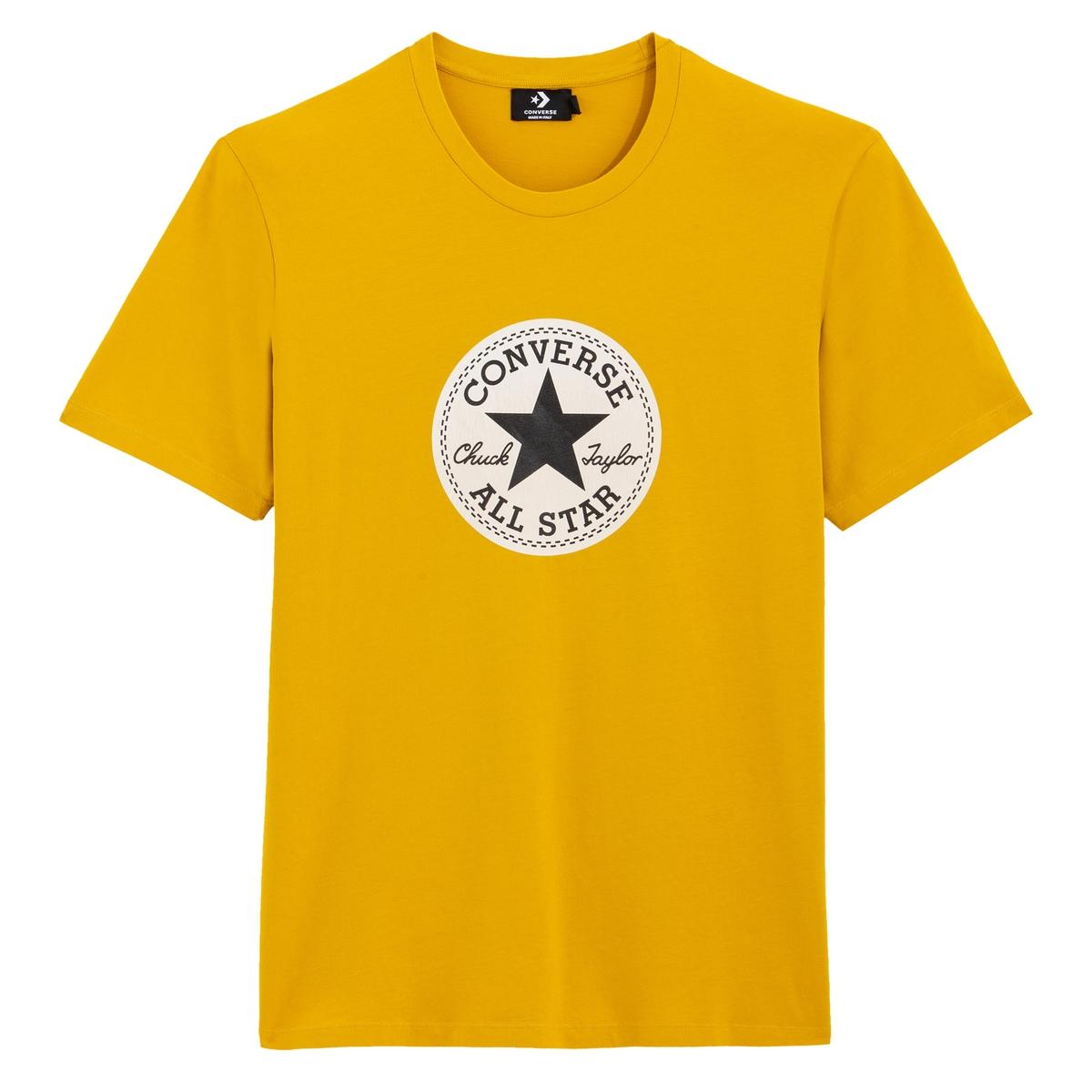 T-shirt de gola redonda, mangas curtas, All Star