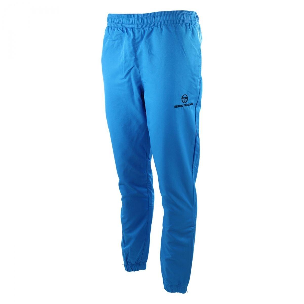 Pantalon Jogging Carson Fit Blue/Black Jr