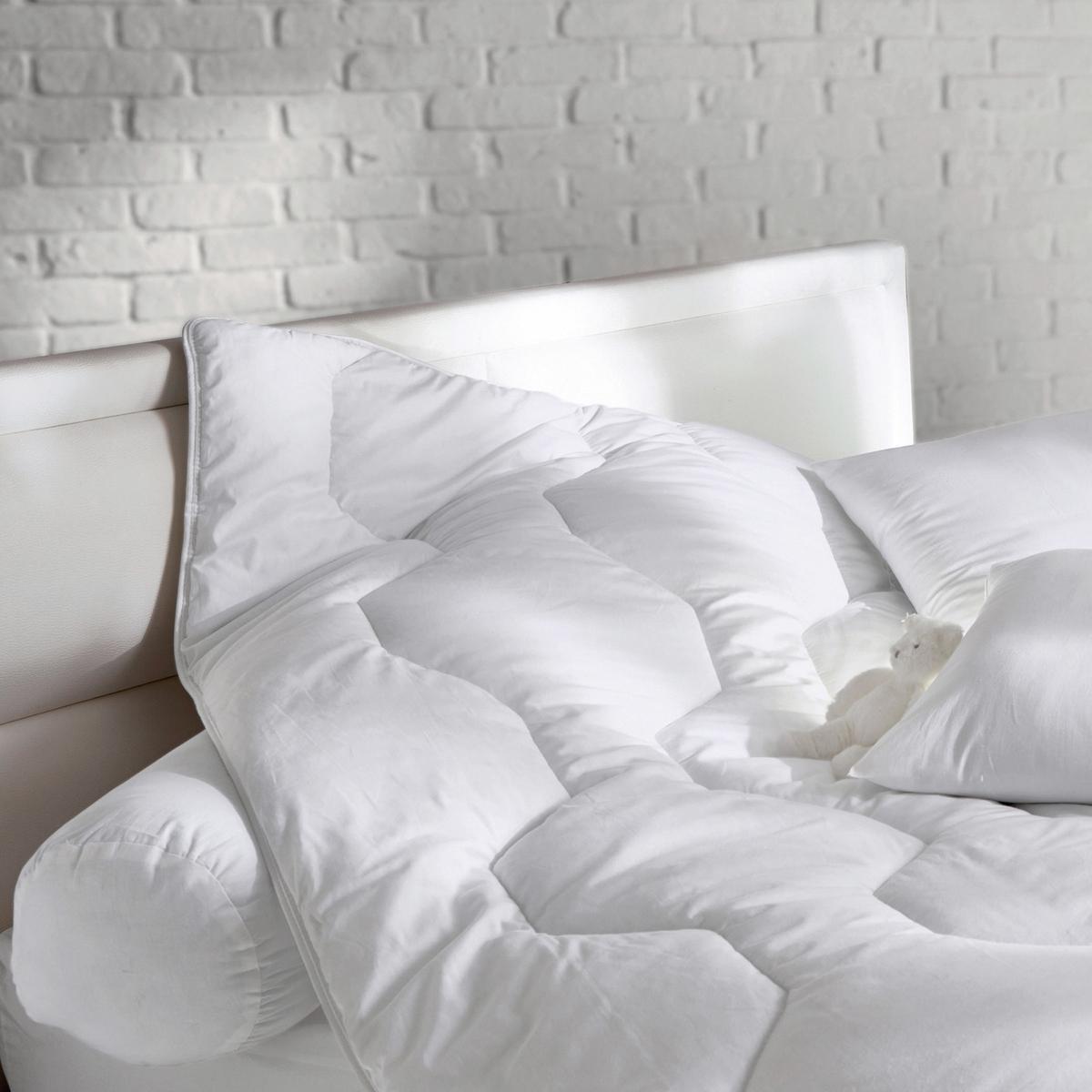 цена Подушка-валик La Redoute С обработкой Santol длина: 90 см белый онлайн в 2017 году