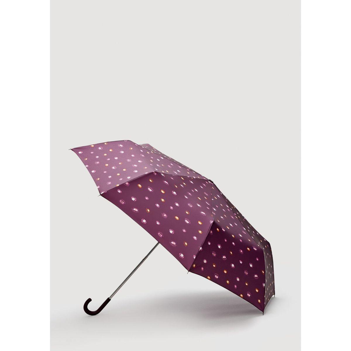 Parapluie pliant imprimé