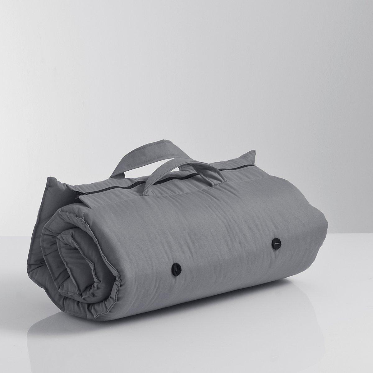 Матрас хлопчатобумажныйРазмеры :В развернутом виде : 70 x 190 см. Толщина 5 см. Покрытие:70% хлопок, 30%полиэстер, обработка TEFLON (от пятен).Комфортный матрас :Внутренний слой из  2слоев  ваты 80% хлопок (1300г/м?).Набивка-планки и фетр .<br><br>Цвет: антрацит,красный<br>Размер: 70 x 190 см.70 x 190 см