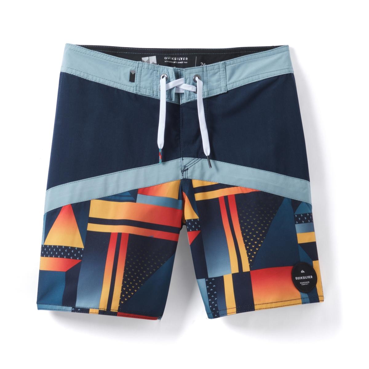 Пляжные шорты  8 - 16 лет Quiksilver® шорты пляжные детские quiksilver hightechyth16 real teal