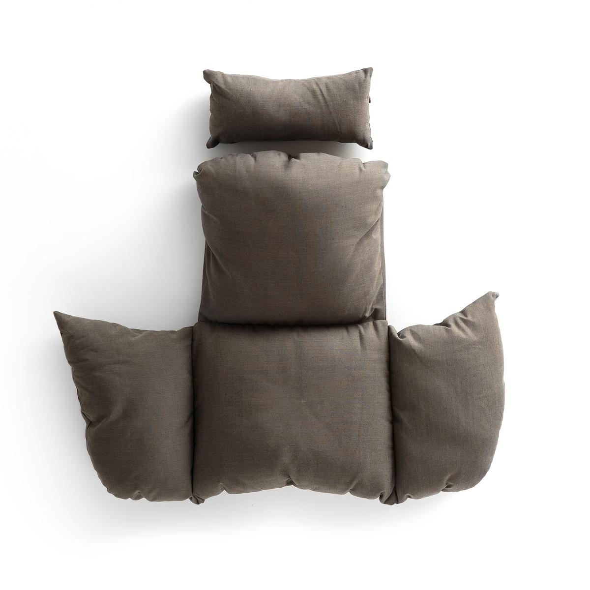 Подушка LaRedoute Для подвесного кресла Bosseda единый размер серый кресла