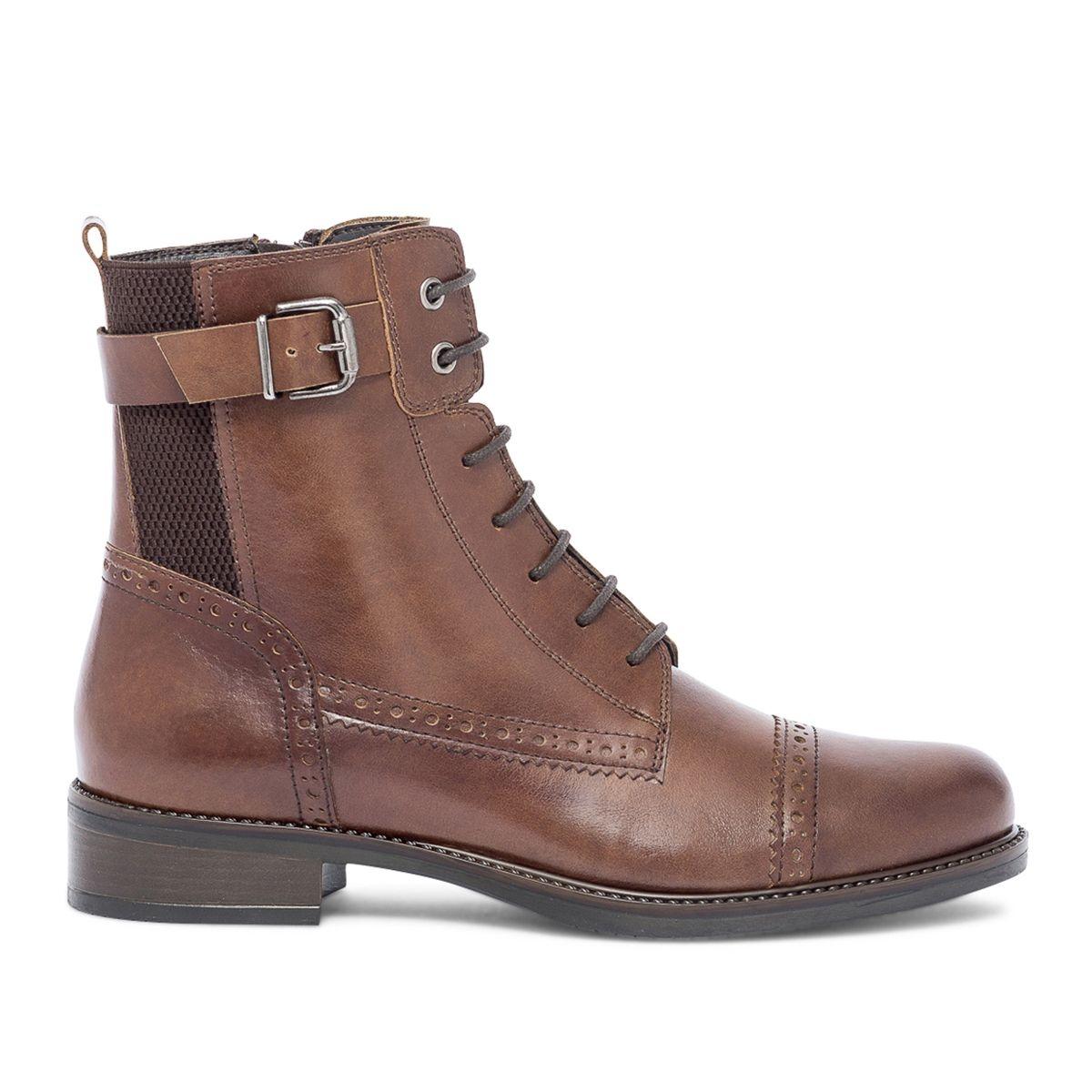 Boots en cuir ELOPSA