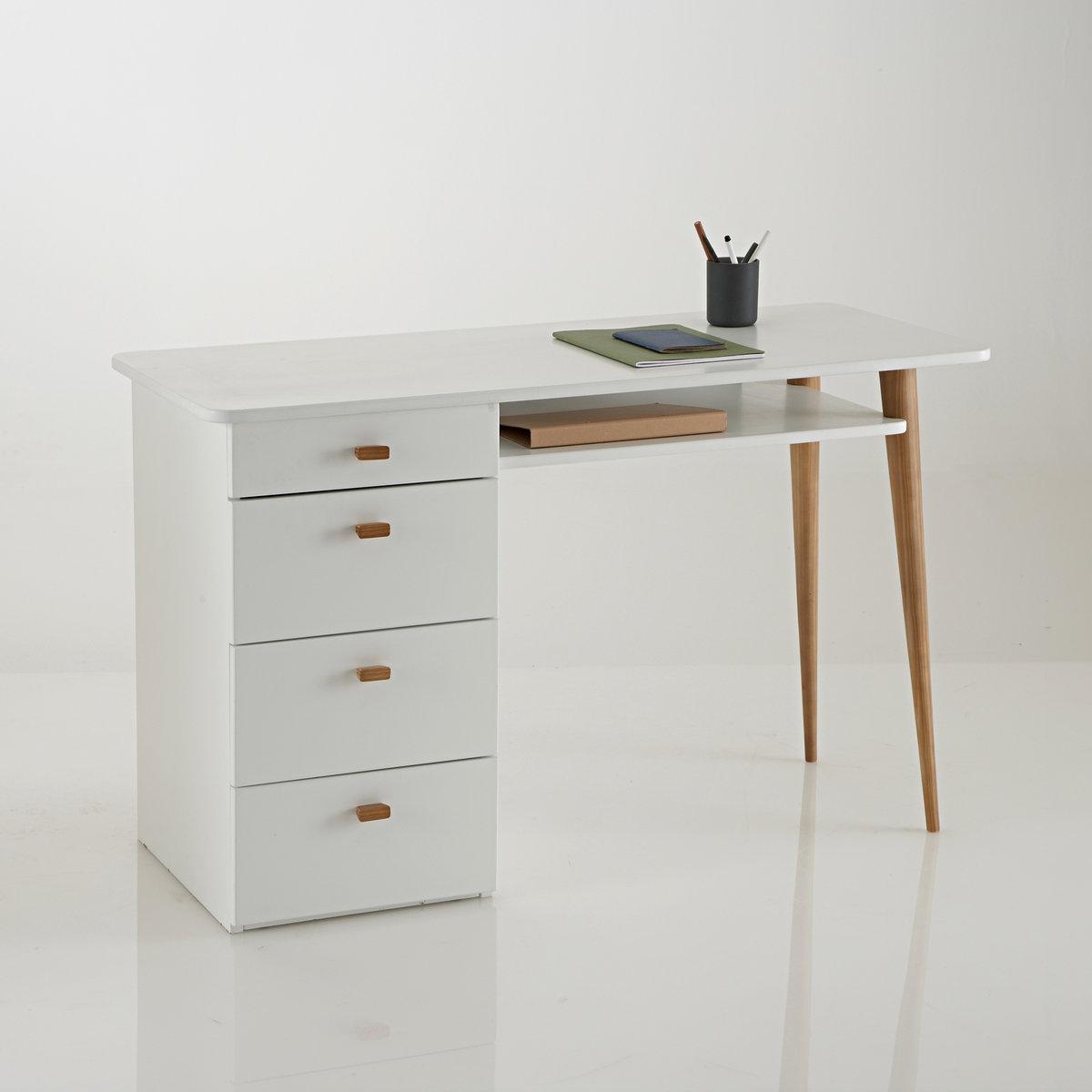 Стол письменный с 4 ящиками JIMI