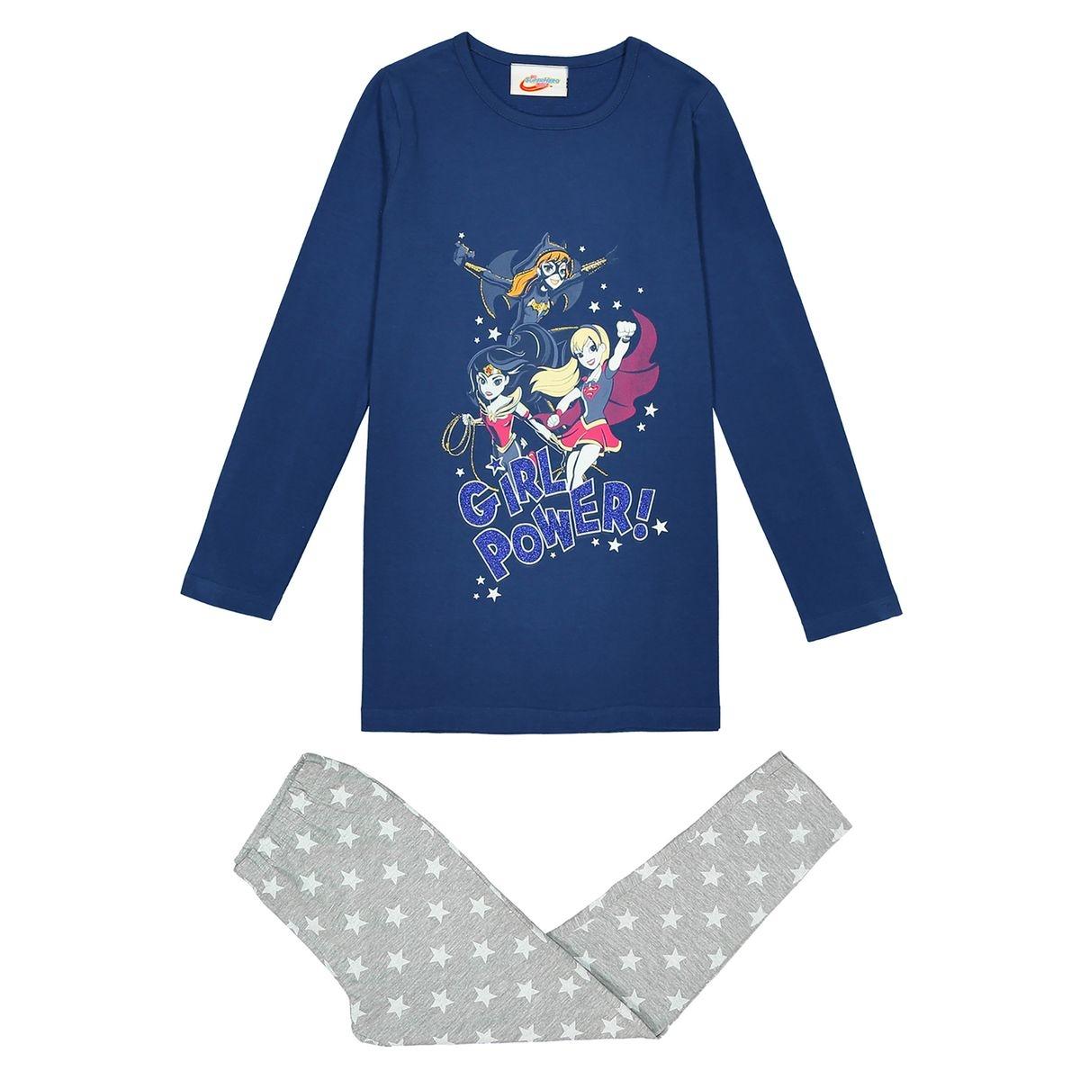 Pyjama 2 pièces, 6 - 12 ans