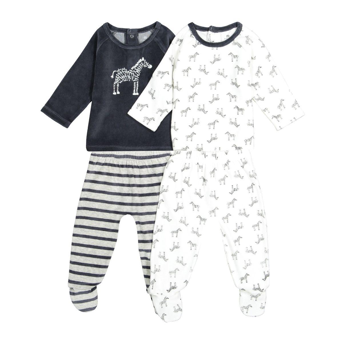 f0c66d29a890e Pyjama imprimé animal 𝗽𝗮𝘀 𝗰𝗵𝗲𝗿 - Mes Fringues