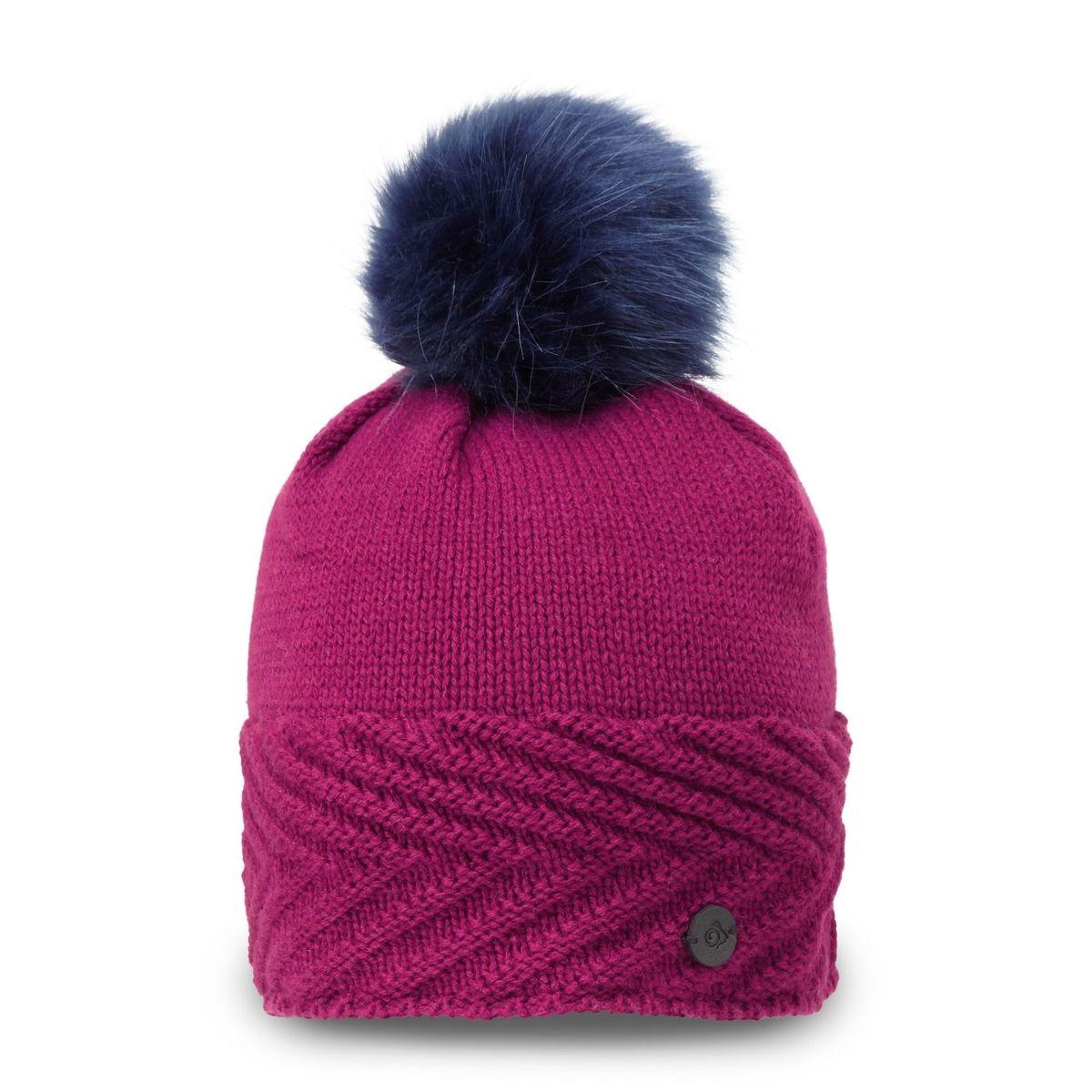 Bonnet tricoté MARIA
