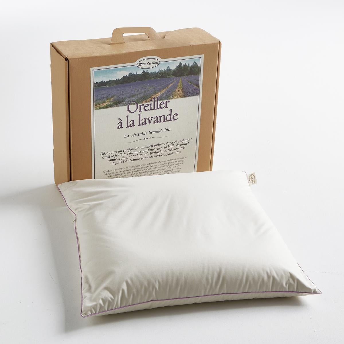 Подушка био с лавандой LavandulaПодушка с лавандой Lavandula. Откройте для себя комфорт уникального, сладкого и ароматного сна ! Идеальное сочетание круглой и тонкой мякины из просо с натуральной лавандой, известной еще с античных времен за свои успокаивающие свойства .Совершенная форма и невероятный комфорт . Неподражаемая мягкость в сочетании с подвижностью наполнителя, который легко принимает любую форму, не убегая, и дарит всегда идеальную поддержку . 100% натуральная лаванда, имеющая биосертификат, подарит вам безмятежный и спокойный сон  .Характеристики : - Наполнитель из мякины просо и семян лаванды (Lavandula augustifolia), имеющий биосертификат качества . - Чехол 100% биохлопка натурально светло-бежевого цвета с застежкой на молнию. Стирать отдельно от других вещей вручную .<br><br>Цвет: экрю
