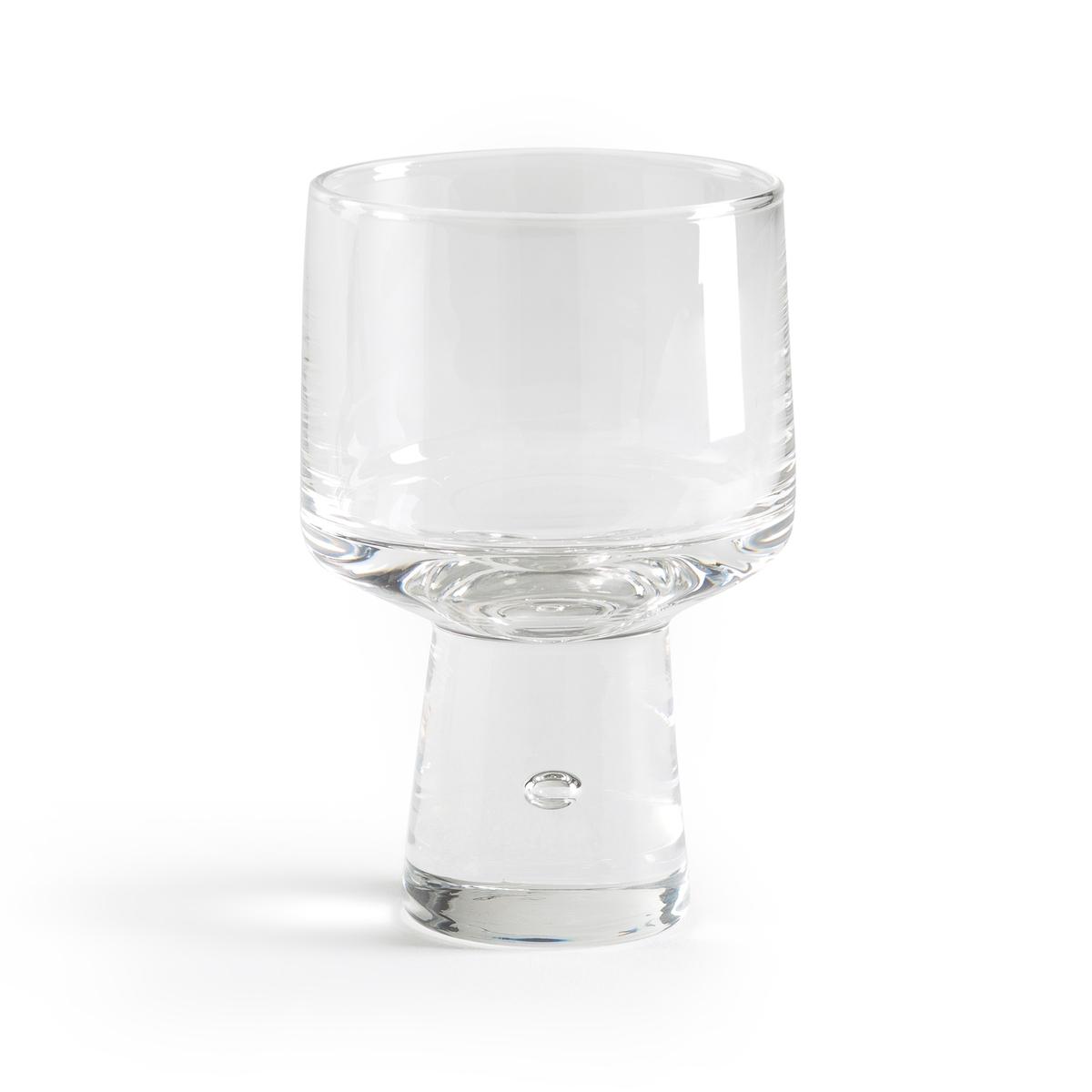 Бокал для вина в форме трапеции, Alb?do (комплект из 6 бокалов)6 бокалов для вина Alb?do. Форма трапеции, толстая ножка. Подходят для использования в посудомоечной машине. Размеры : ?8,5 x В10 см. Объем 250 мл.<br><br>Цвет: прозрачный