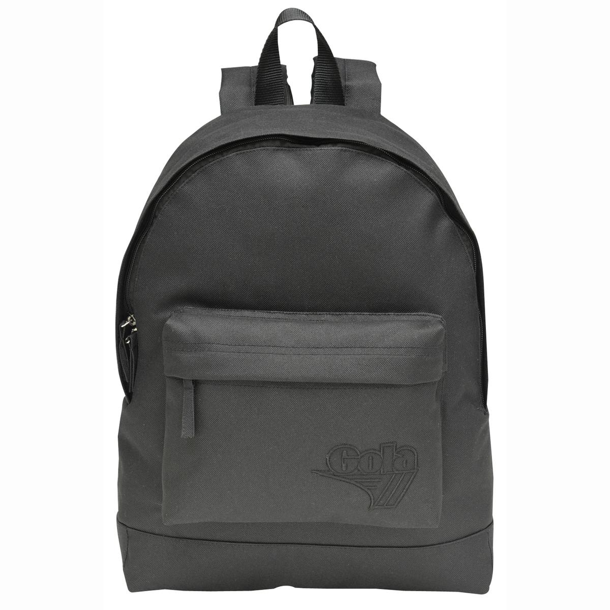 Рюкзак WALKER RIOПреимущества : рюкзак от GOLA, сочетающий простой дизайн и завершенное исполнение деталей, рельефный логотип марки и карман на молнии .<br><br>Цвет: черный