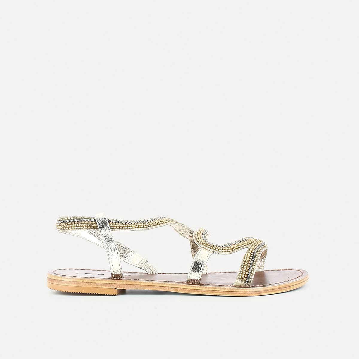 Босоножки на плоском каблуке цены онлайн