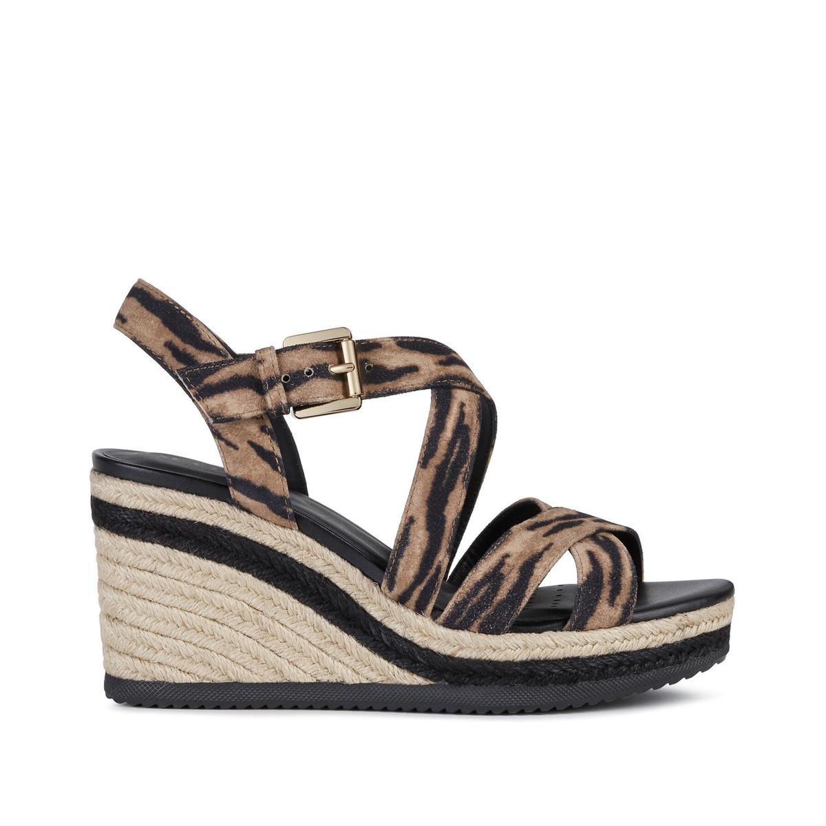 Sandalias de piel Ponza